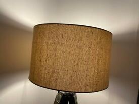 Next Cream lamp shade