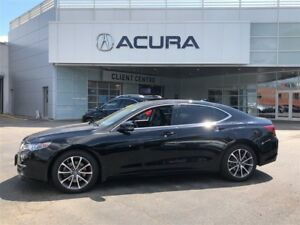 2015 Acura TLX ELITE | 1OWNER | OFFLEASE | NOACCIDENTS | 3.4% |