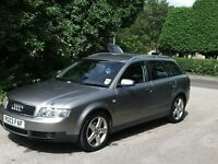 For sale audi a4 estate 03 reg 1.6 petrol