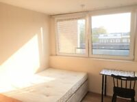 *2 double room 3 min. walk to Caledonian Station