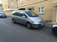 Ford Galaxy 56 plate with towbar (spares or repairs)