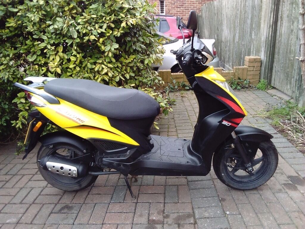 2013 kymco agility 50 rs scooter mot 4 stroke engine good condition standard 50cc bike. Black Bedroom Furniture Sets. Home Design Ideas