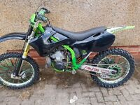 Kx250 1999 very highly maintained bike