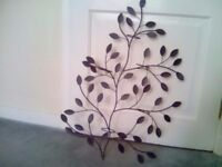 METAL ART WALL HANGING