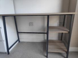 Bench Desk (smoked oak)