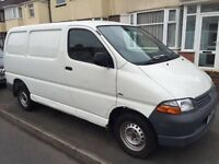2004 Toyota Hiace 2.5 D-4D 280 4dr *NO VAT* *DRIVES SUPERB*