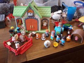 Farm Yard Toy