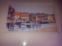 Stuart Peters Original water colour best picked up