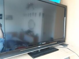 "40"" Sony Bravia TV LCD in perfect condition!"