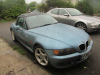 SMART LOOKING Z3 NEEDS MOT BUT NO KNOWN ISSUES PRICE TO SELL