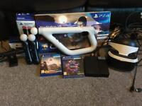 PSVR PlayStation 4 Bundle