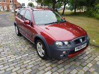 ROVER STREETWISE 1.4 SE 5dr [103PS] (red) 2006