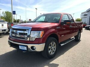 2014 Ford F-150 Ext Cab XLT XTR 4WD *Backup Camera*