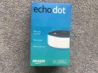 Echo Dot new boxed