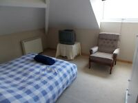 Seascale Double Room, ideal for Sellafield Ltd. Close to all village amenities.