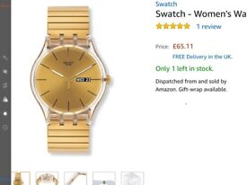Swatch Watch for woman