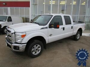 2015 Ford F-350 Super Duty XLT Crew Cab 4X4 Diesel Short Box