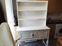 Shabby Chic Quirky Welsh Dresser