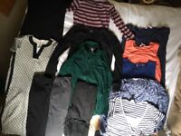 Bundle of Maternity Clothes size 10/12 or Medium