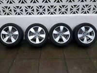 BMW 5 Series Alloy Wheels E34 E39 E60 E61