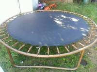 Trampoline free to collect
