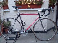 Vintage Italian Debernadi Columbus racer Bike