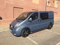 Vauxhall Vivaro Combi Sportive 6 Seats No vat