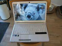 Packard bell window 7 laptop