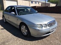 Rover 75 Diesel reliable car returns over 50 mpg px welcome £495