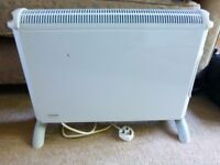DIMPLEX - 2KW ELECTRIC CONVECTOR HEATER - FREE STANDING