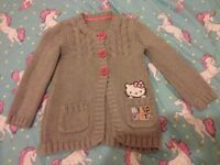 Chunky knit winter cardigans