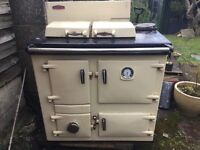 Rayburn solid fuel NOT Aga or Esse