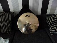 aax stage ride cymbal new