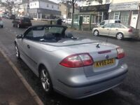 55/SAAB 93 VECTOR CONVERTIBLE ONLY 79,000 MILES FSH AUTO £2395