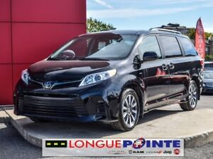 2018 Toyota Sienna LE 7-Passenger AWD 7 PLACES