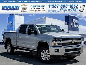 2015 Chevrolet SILVERADO 2500HD **Remote Start!  Z71 Package!**