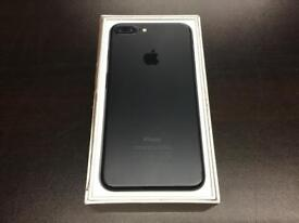 iPhone 7 Plus 128gb Vodafone lebara talk talk good condition with warranty and accessories