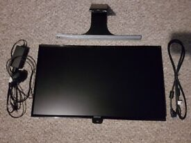 """Used, but still in perfect condition Samsung S24D590PL 23.6"""". Selling due to upgrade to 4k"""