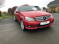 2012 Mercedes C220 BlueEfficiency £30 tax