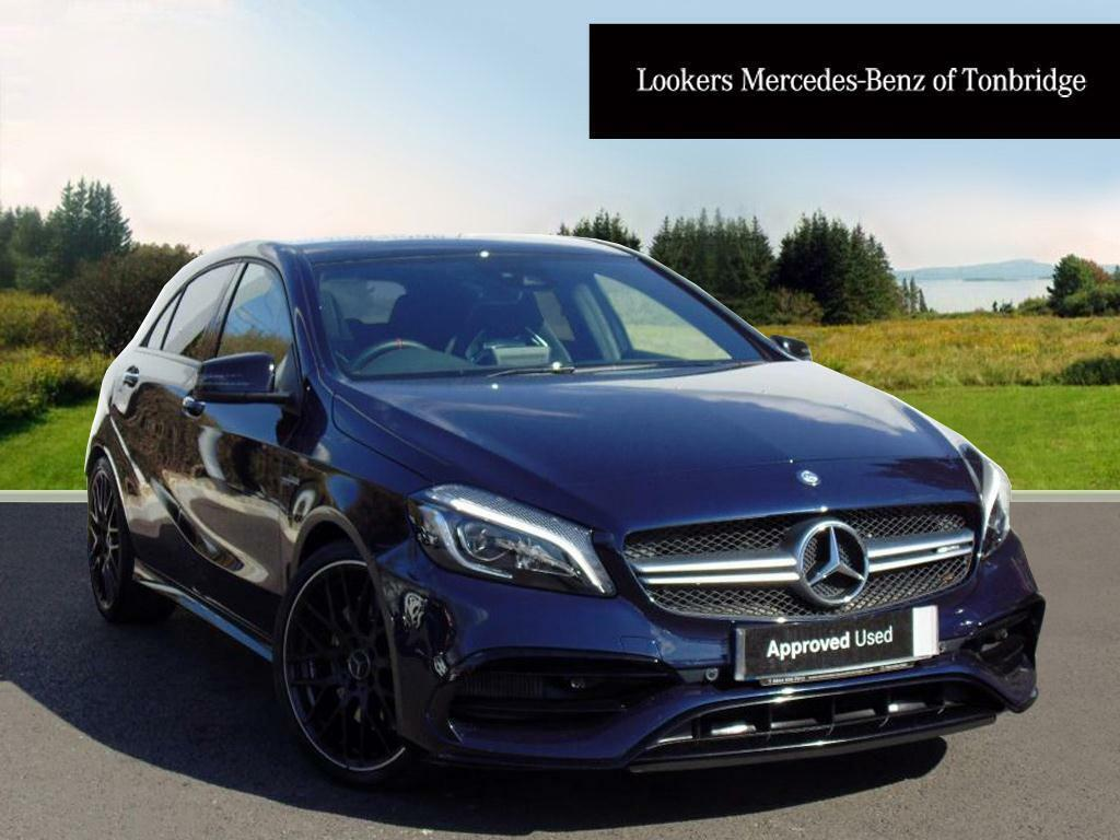 mercedes a class amg blue the image kid has it. Black Bedroom Furniture Sets. Home Design Ideas