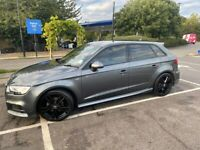 Audi, A3, Hatchback, 2018, Semi-Auto, 999 (cc), 5 doors