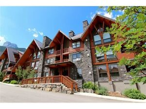 (Leased) 2 bedroom fully furnished condo in Canmore