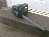 PETROL CHAINSAW NEED PRIME BUBBLE £35