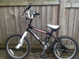 Boy star war bike
