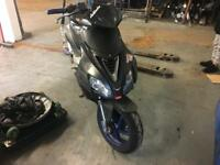 Aprilia sr 50 with 70 kit moped FIXED