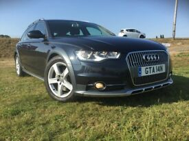 2013 Audi A6 Allroad Quattro 3.0v6 Tdi 245bhp *timing chains replaced by Audi*
