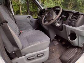 Ford, TRANSIT, Panel Van, 2012, Manual, 2198 (cc)