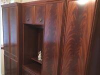 Large wardrobe set, in vgc, could deliver