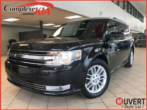2013 Ford Flex SEL LIMITED AWD 7 PASSAGERS CUIR NAVIGATION