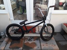 Wethepeople completely modified BMX